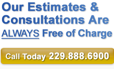 Our Estimates and Consultations Are Always Free of Charge